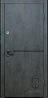 """Серия MS декор """"Lita black акрил черный"""" цвет бетон темный/ бетон пепельный замок Патриот"""