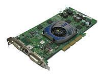 Видеокарта  AGP NVidia Quadro4 980 XGL (P152) 128MB 2xDVI, Professional 3D