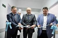 У Житомирській обласній клінічній лікарні імені О.Ф.Гербачевського 27 жовтня відкрили сучасний реперфузійний центр.