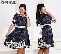Платье женское большие размеры /с1322, фото 1
