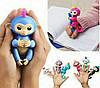 Интерактивные обезьянки Fingerlings. Оригинал. Розовая., фото 5