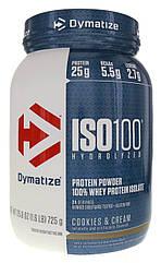 Протеины ISO-100 Hydrolized (730 г) Dymatize Nutrition