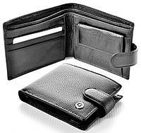 Мужской кожаный кошелек Boston, фото 1