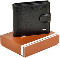Мужской кожаный кошелек Sergio Torretti, фото 1