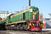 Супутниковий контроль залізничного транспорту
