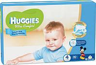 Подгузники Huggies Ultra Comfort для Мальчиков 80шт GIGA пак