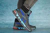 Мужские зимние кроссовки Reebok 10065 Черный
