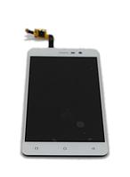 Оригинальный дисплей (модуль) + тачскрин (сенсор) для Blackview Omega Pro (белый цвет), фото 1