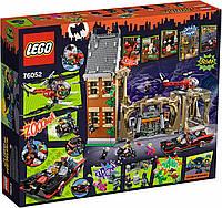 Конструктор LEGO Super Heroes Бетмен: Печера Бетмена