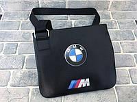 Сумка мужская BMW M3 D2655 черная