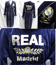 Халат банный FC Real
