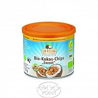 Кокосовые чипсы премиальные органические
