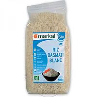 Рис длиннозерный басмати белый органический, Riz Basmati blanc