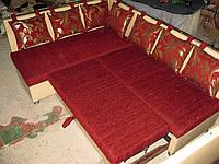 Кухонный уголок в восточном стиле со спальным местом 1200Х1800