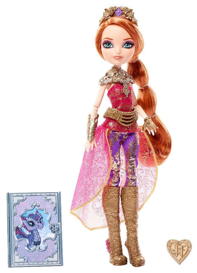 Кукла Ever After High Dragon Games Holly OHairХолли О´Хеир Игры Драконов