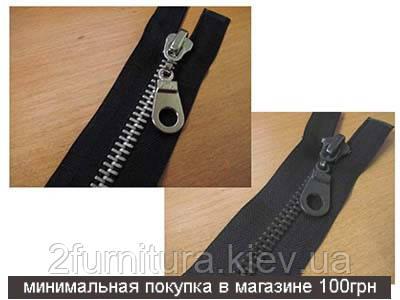 Молнии курточные металл №8 1шт 3898 оксид (ОКСИД, 85 см)