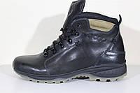 Зимние мужские ботинки Columbia 2018 черные