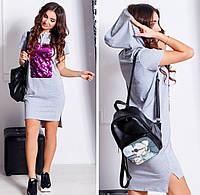 Платье - туника женское ПД556, фото 1