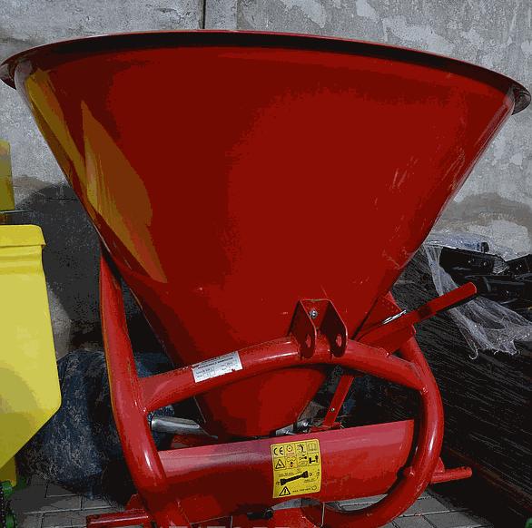Розкидач 500 л Jar-Met Польща метал