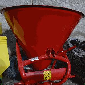 Разбрасыватель 500 л Jar Met Польша метал