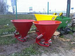 Розкидач 500 л Jar-Met Польща метал, фото 3