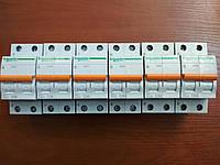 Автоматический выключатель1полюс+N 50А типа ВА63 серии «Домовой»