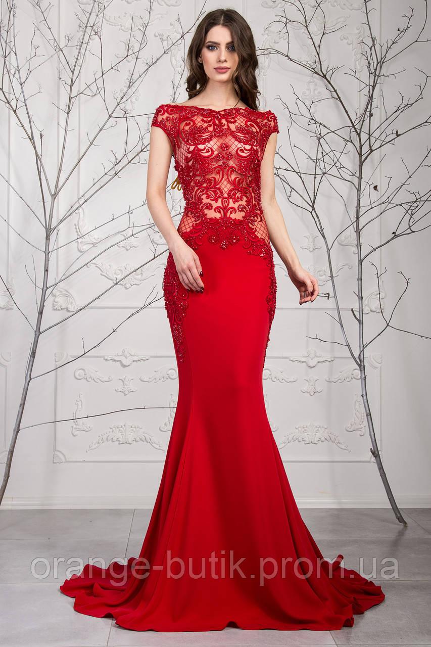 4f59e15d4fe Роскошное вечернее платье Квин - Интернет-магазин