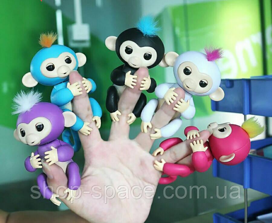 Интерактивные обезьянки Fingerlings. Оригинал