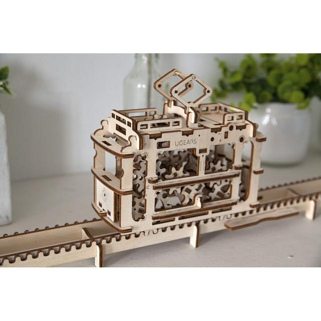 Механический трамвай