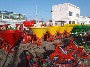 Лійка розкидувач 500 л Jar-Met Польща, фото 3