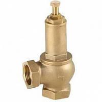 Клапан предохранительный угловой IVR 1 1/4  (32 мм)