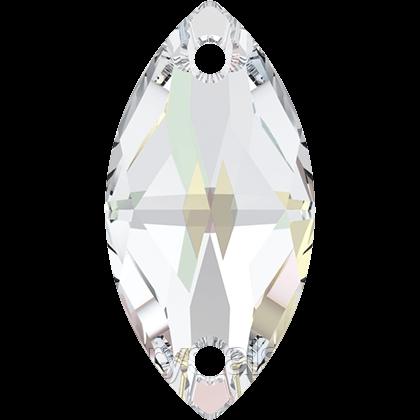 Камни Сваровски пришивные 3223 Crystal AB