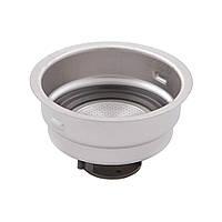Крема-фильтр на две порции для кофеварки DeLonghi 7313285819 (7332173800, 7313275109)
