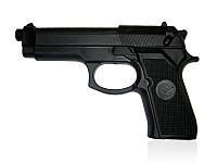 Муляж-пистолет резиновый тренировочный.Предназначен для тренировок, отработки ударов.