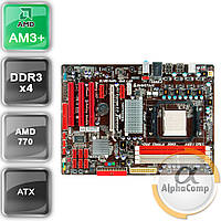 Материнская плата Biostar TA770XE3 (AM3/AMD 770G/4xDDR3) БУ