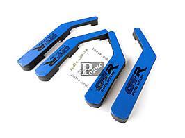 Ручка-подлокотник ВАЗ 2101, 2102, 2103, 2104, 2105, 2106, 2107 комплект (сине-черные)