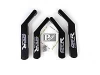 Ручка-подлокотник ВАЗ 2101, 2102, 2103, 2104, 2105, 2106, 2107 комплект (черные)