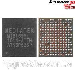 Микросхема управления питанием MT6169V для Lenovo A2010, оригинал