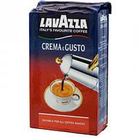 Кофе молотый Lavazza Crema e Gusto Classico 250г. OriginaL