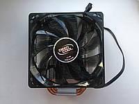 Система охлаждения процессора кулер DeepCool GAMMAXX 400 синий