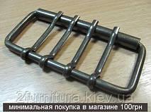 Пряжки для сумок (80мм) антик, 2шт 080834
