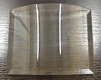 Стекло для матирования - полумесяц, 15х20 см