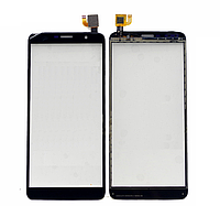 Оригинальный тачскрин / сенсор (сенсорное стекло) для Doogee (HomTom) S7 (черный цвет)
