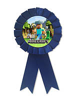 Медаль детская Майнкрафт подарочная