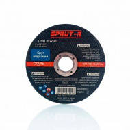 Диск отрезной по металлу SPRUT 125х1.0х22мм