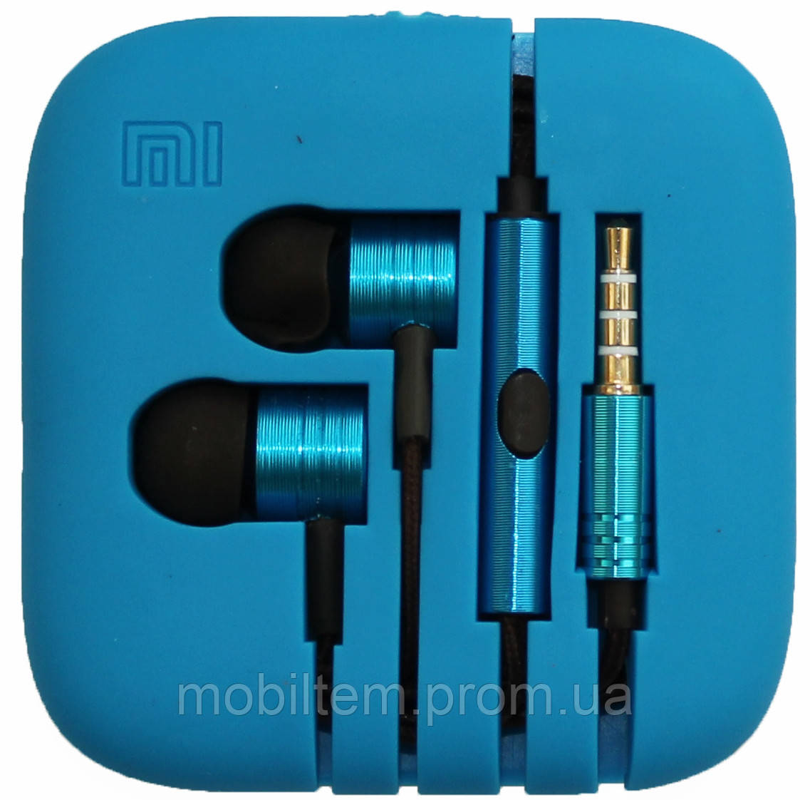 Наушники Xiaomi Piston 2 Blue copy  продажа 24b58718b9cd3
