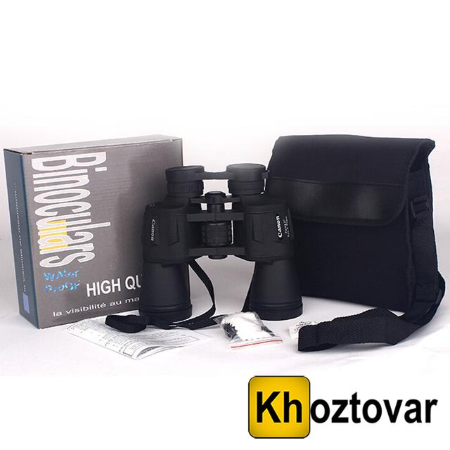Бинокль водонепроницаемый Canon 20x50