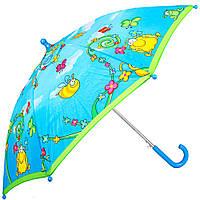 Зонт-трость Airton Зонт-трость облегченный детский полуавтомат AIRTON (АЭРТОН) Z1651-11