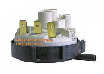 Реле давления (прессостат) 123/75 мбар d 6 мм (арт. 541142) для Aristarco, ATA, Mach, Fiamma и др.
