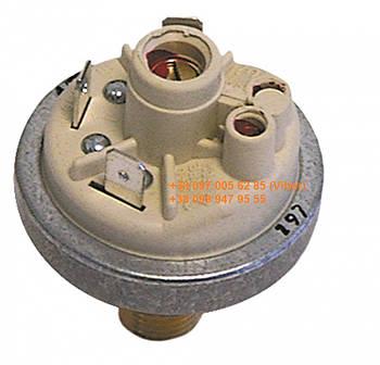 Реле давления (прессостат) Ø 45мм 0,9мбар наружн. 1/4 (арт. 541035) для Electrolux, Juno и др.